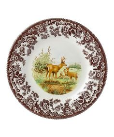Savvy storage solutions for small spaces Dinner Plate Sets, Dinner Plates, Spode Woodland, North American Animals, Deer Design, British Flowers, Mule Deer, Modern Rustic Interiors, Cereal Bowls