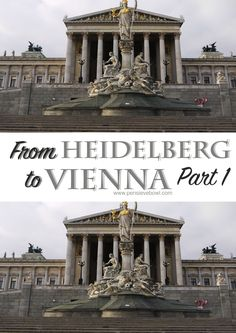 From Heidelberg to Vienna! (Part 1) - Pensieve Bowl