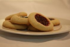 Got a Cookie Craving? We know we always do. Here's an easy Almond Thumbprint Cookies Recipe to try