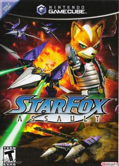 Star Fox Assault | The Games Archiv