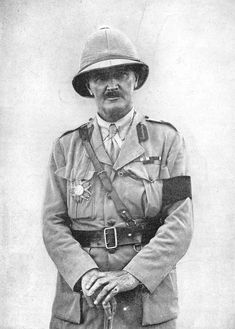 Allenby - British general who took Palestine from the Turks . WW I