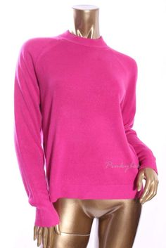 KAREN SCOTT New Womens Solid Polo Turtle Neck Long Sleeve Sweater Size S M L XL #KarenScott #TurtleneckMock