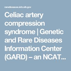 A collection of disease information resources and questions answered by our Genetic and Rare Diseases Information Specialists for Guillain-Barre syndrome Celiac Artery, Myoclonic Epilepsy, Granuloma Annulare, Cauda Equina Syndrome, Guillain Barre Syndrome, Mast Cell Activation Syndrome, Rare Disorders, Brain Diseases