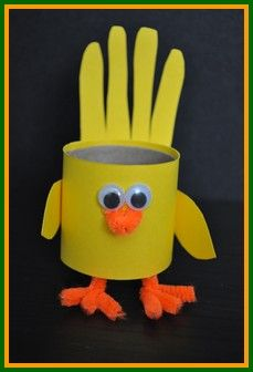 Old MacDonald had a farm! On his farm he had a chicken!!    Learn to make the critters from his farm: www.easy-crafts-for-kids.com/farm-crafts-for-kids.html
