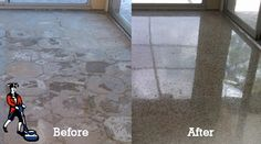 Terrazzo Restoration Products and Services  A good Terrazzo Restoration firm can supply a new custom made natural powder sprucing up, stone milling, surface plugging and also other similar providers.