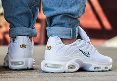 """My favorite style... Nike Air Max Plus """"Ice"""" - SneakerNews.com"""