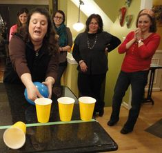 Hilariously Fun Minute to Win It Games for Parties -