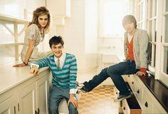 Emma-Watson-with-Harry-Potter-stars