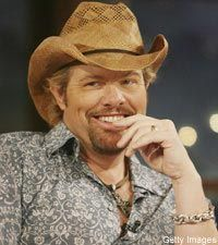 Toby Keith... His voice + that smile = A deadly combination!