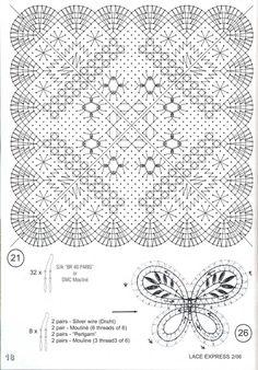 Risultati immagini per dentelle aux fuseaux Crochet Pillow, Crochet Blanket Patterns, Crochet Doilies, Bobbin Lacemaking, Bobbin Lace Patterns, Lace Heart, Lace Jewelry, Needle Lace, Lace Making