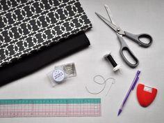 DIY: Le tote bag réversible. Couture, DIY, Free Sewing Pattern, How to, La mode, Les tutos FunkySunday, Patron de couture gratuit, SewinG, style