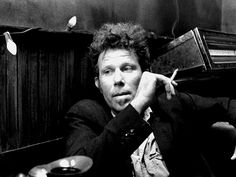 "I've often thought of getting a tattoo of Tom Waits with some script below it that just says ""Dad."""