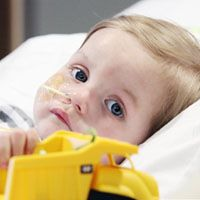 Ethan Daniel's medical journey started with a puffy eye. He was a little boy who needed a heart transplant and the right specialists to bridge the way. This is the story of how doctors at Cincinnati Children's saved his life and bridged the way to transplant with something called a Berlin Heart.