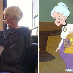 Real Life Grandma From Loney Tunes