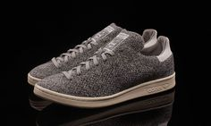 38e7d14eee735 Check out This New Grey adidas Originals Stan Smith Primeknit