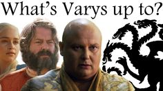 Spider: what's Varys up to? [S5/ADWD spoilers]