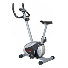 Exercise Bike For Home Upright Stationary Trainer Workout Portable Compact Best #SunnyHealthFitness