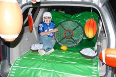 18 Trunk Or Treat Car Decorating Ideas