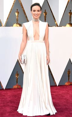 Oscars 2016: Red Carpet Arrivals Olivia Wilde, 2016 Oscars, Academy Awards, Arrivals