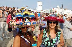 The Crazy Hat Ladies