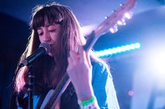 Frankie Cosmos Frankie Cosmos, The Art Of Listening, Female Guitarist, Girl Power, Rock And Roll, Badass, Musicians, Ears, Singing