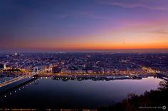 Budapest Sunrise #Hungary #Budapest #city