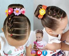 braided hairstyles hairstyles for kenyan ladies hairstyles african hairstyles celebrities hairstyles designs hairstyles photos braided hairstyles for short black hair hairstyles games online Cute Toddler Hairstyles, Lil Girl Hairstyles, Girls Hairdos, Kids Braided Hairstyles, Braided Updo, Quiff Hairstyles, Hairdos For Little Girls, Toddler Hair Dos, Short Hairstyles