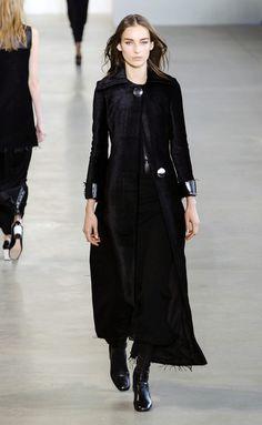 Calvin Klein - NYFW Otoño / Invierno 2015-2016 - www.so-sophisticated.com