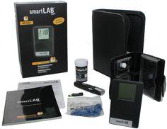 Blood Glucose Monitoring System SmartLAB Mini 20 Test  Memory