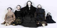 mourning dolls