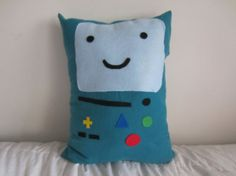 Adventure Time BMO Pillow
