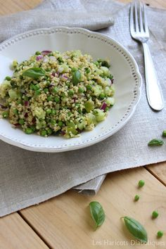 Taboulé de boulgour aux légumes verts (3)