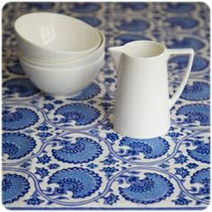 Great Grandmother's Kitchen: Blue and White China, Orientalism in the Kitchen