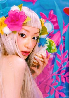 The Little Mermaid - Chiaki Kuriyama by Mika Ninagawa