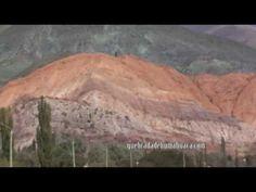 Quebrada de Humahuaca: A UNESCO World Heritage site.