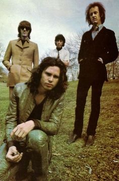 I remember sitting in my closet with headphones pressed against my ears listening to The Doors so I could focus on every word.