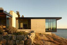 Tre abitazioni immerse nella natura svedese - Foto e immagini 10/28 - Living Corriere