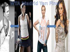 WTA Madrid'te yarı final eşleşmeleri belli oldu. Simona Halep-Petra Kvitova , Maria Sharapova-Agnieszka Radwanska