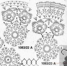 BethSteiner: Colcha em crochê maravilhosa