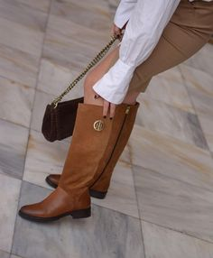 Riding Boots, Tommy Hilfiger, Fall Winter, Woman, Hot, Fashion, Horse Riding Boots, Moda, Fashion Styles