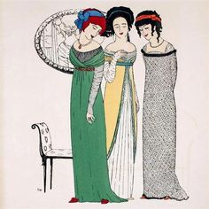 Paul Iribe, Illustrations for Paul Poiret