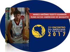 Instituto Ares: Ações Recreativas e Esportivas: Marco Antônio, participará do Campeonato Sul Ameri...
