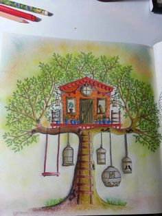 johanna basford secret garden gallery - Pesquisa Google