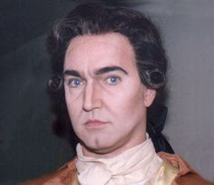 18th century male stage makeup