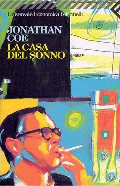 """""""La Casa Del Sonno""""  (The House Of Sleep)  Jonathan Coe"""