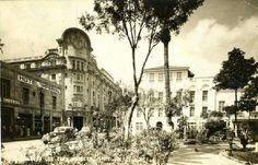 Hotel imperial frente a la Plaza Hidalgo