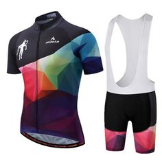 b5c4341af Miloto Pro Team Men S Cycling Jersey Sets Bike Jersey Clothes Ropa Ciclismo Mtb  Cycling Clothing
