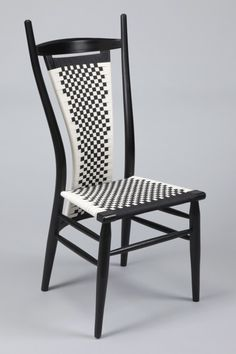 Updated version of an old favorite. Most comfortable, customizable, elegant old-style woven back chair that you'll find anywhere.