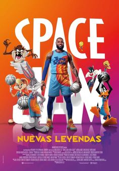 SPACE JAM: NUEVAS LEYENDAS, la tienda WARNER (crítica sin spoilers) Lebron James, King Lebron, Sonequa Martin Green, Space Jam, Looney Tunes, Steve Yeun, Tune Squad, High Stakes, Star Lord