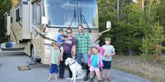 Enjoy Yellowstone Camping With Your Family!